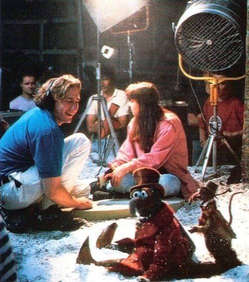 Behind the Scenes of the Famous Movies. Part 3 (25 pics)