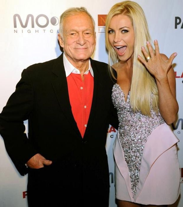 Hugh Hefner Marrying Crystal Harris This Month (35 pics)