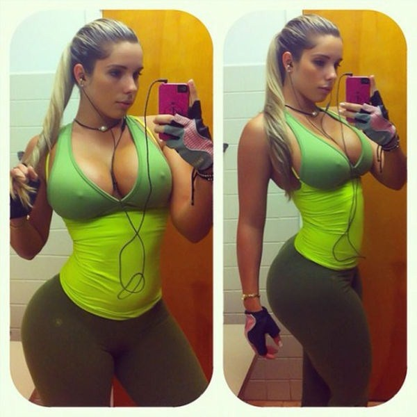 Amazing Cuban Model Kathy Ferreiro (23 pics)