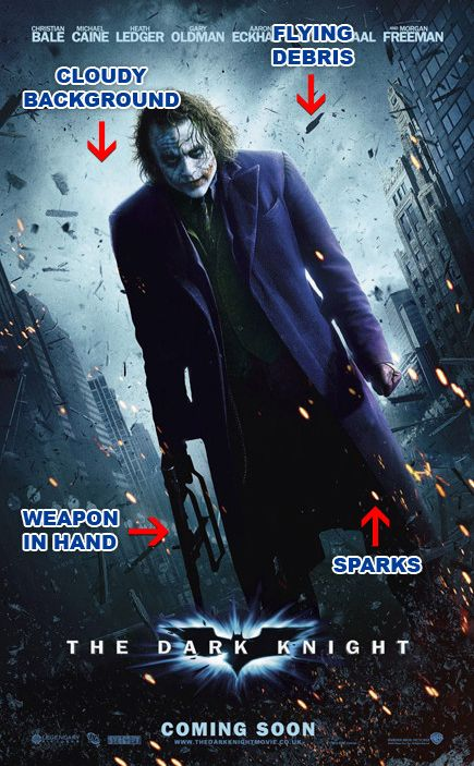 Interesting Trend in Movie Posters (10 pics)