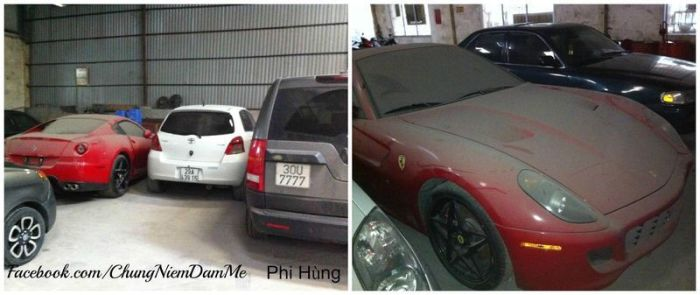Supercars in Vietnam (28 pics)