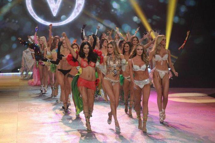 Victoria's Secret Fashion Show 2012 (51 pics)