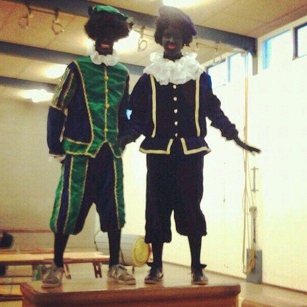 "Netherlands' ""Black Pete"" Christmas Tradition (30 pics)"