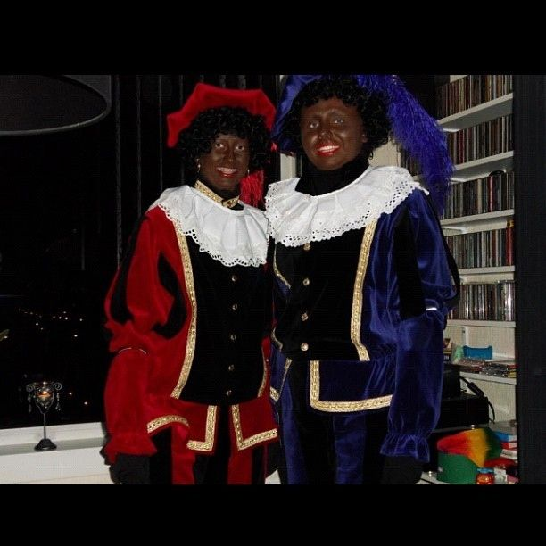 "Netherlands' ""Black Pete"" Christmas Tradition (30 pics)"