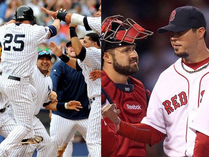 World Rivalries (20 pics)