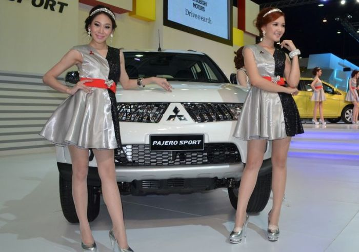 SPG Mobil Mitsubishi