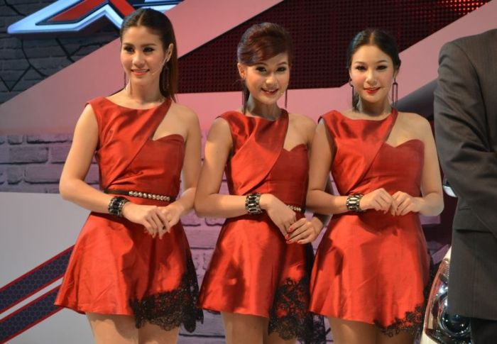 cewek gadis thailand