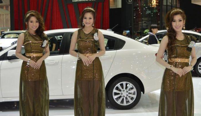 Girls of Thailand International Motor Expo 2012 (85 pics)