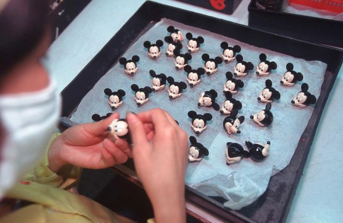 Chinese Toy Factories (33 pics)