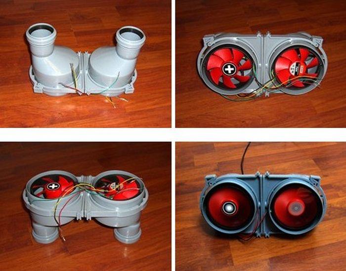 DIY Boot Dryer (12 pics)