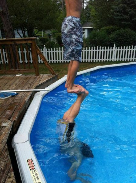 These Pictures Defy the Laws of Physics (34 pics)