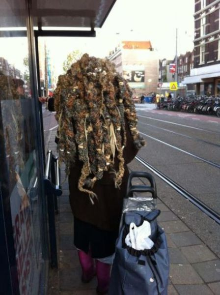 Strange People (61 pics)