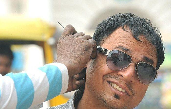 Professional Ear Wax Removal (12 pics)