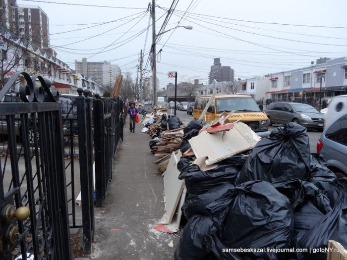 Coney Island 40 Days After Hurricane Sandy (50 pics)