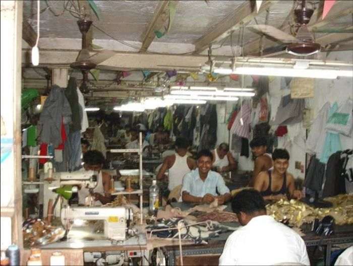 Production of Expensive Shoes in India (17 pics)