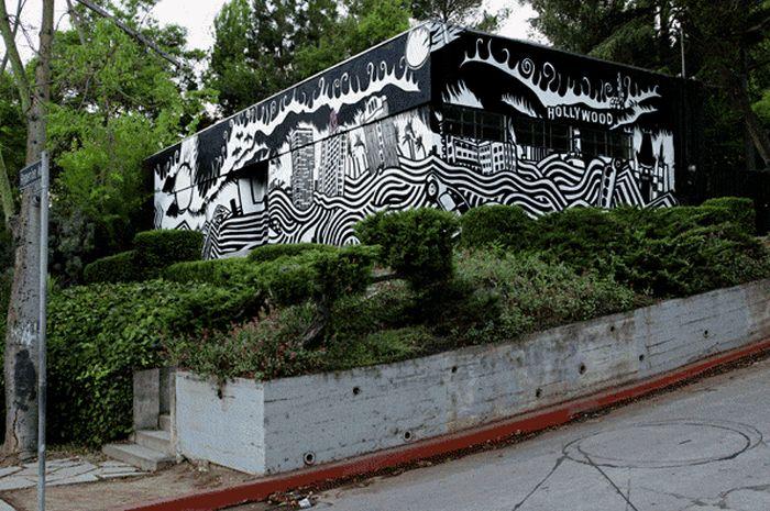 Animated GIF Graffiti (21 gifs)