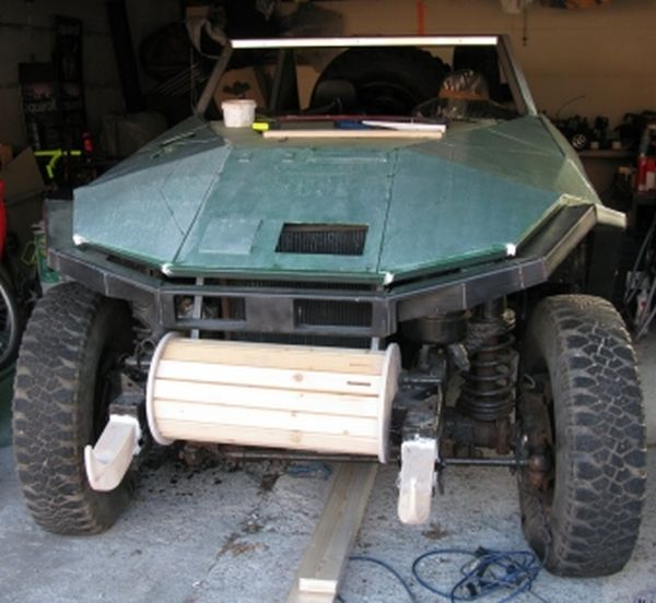 Self-Made Warthog from Halo Game (76 pics)