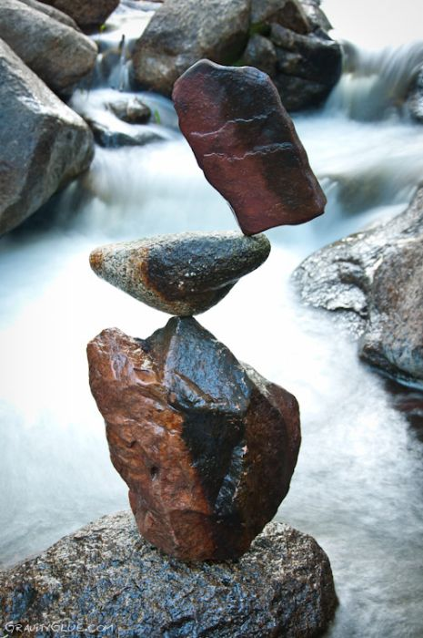Stone Art by Michael Grab (73 pics)