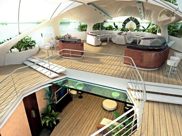 Yacht Island (10 pics)
