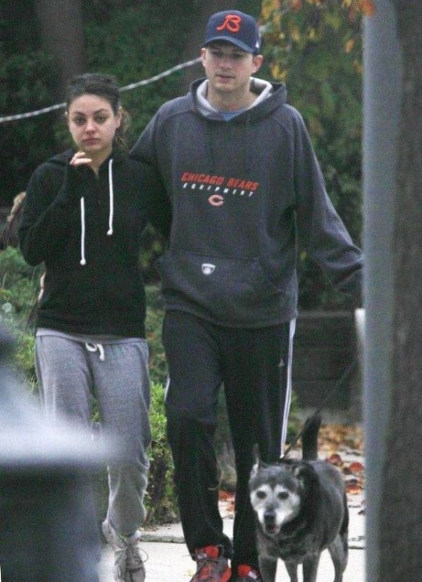 The Sexiest Woman Alive Mila Kunis Without Makeup (8 pics)