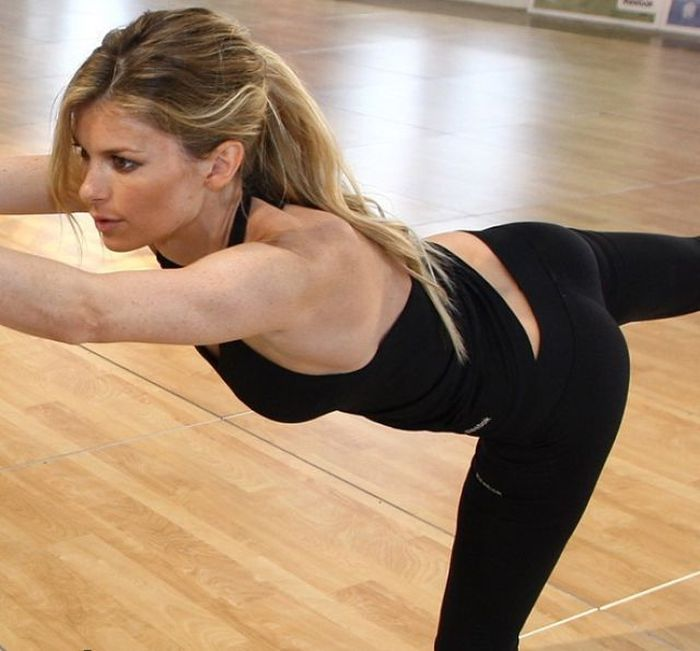 Celeb Work Out (29 pics)
