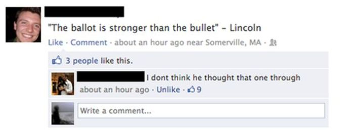 Facebook Fails and Wins (32 pics)