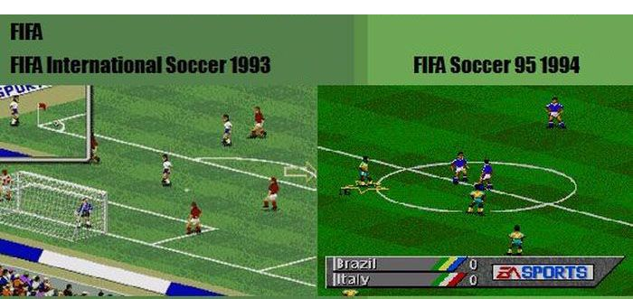 Evolution of Video Games (38 pics)