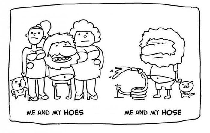 Homophones (19 pics)