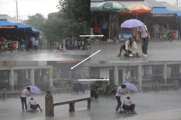 Moments That Restored Our Faith In Humanity This Year (38 pics)
