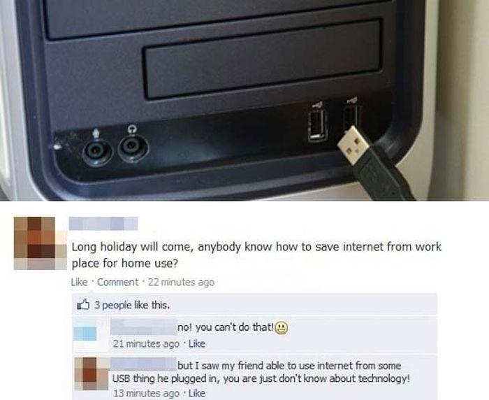 Facebook Fails (32 pics)