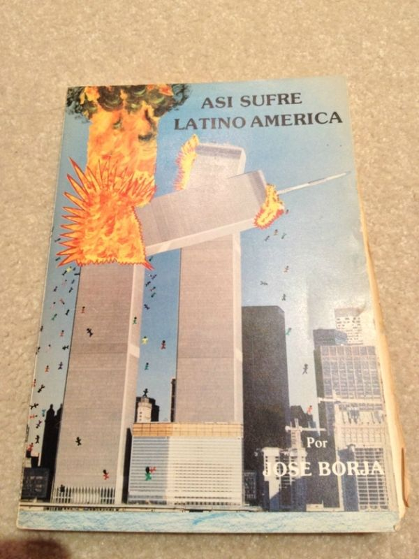 Cover Of A Book from 1983 (2 pics)