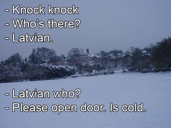 Latvian Jokes (11 pics)