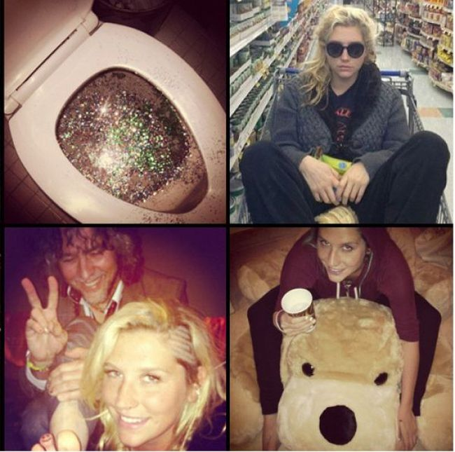 The Best And Worst Celebrity Instagrams of 2012 (52 pics)