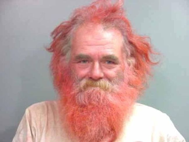 The Best Mugshots Of 2012 (30 pics)