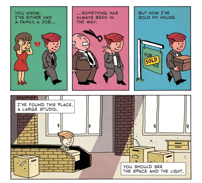 If You Are Going to Create... (comics)