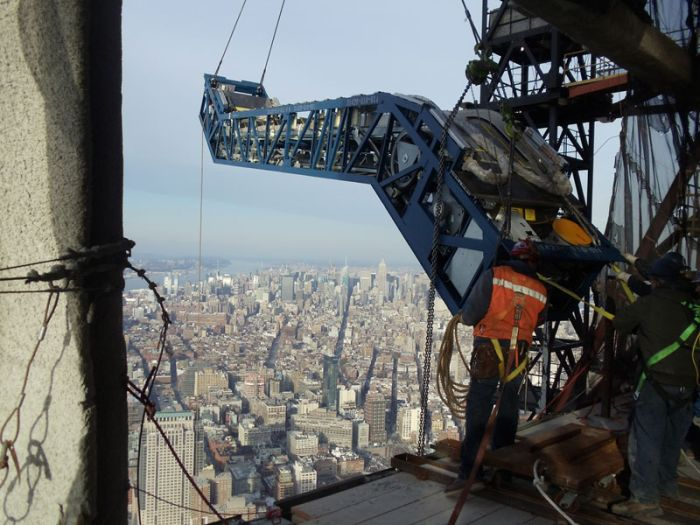 Escalator for WTC (10 pics)