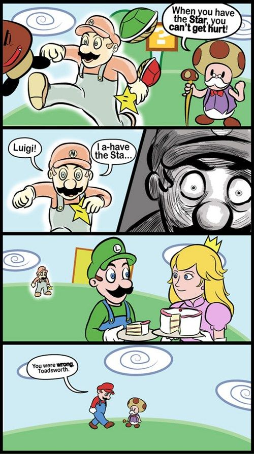 Funny Video Game Pictures (32 pics)