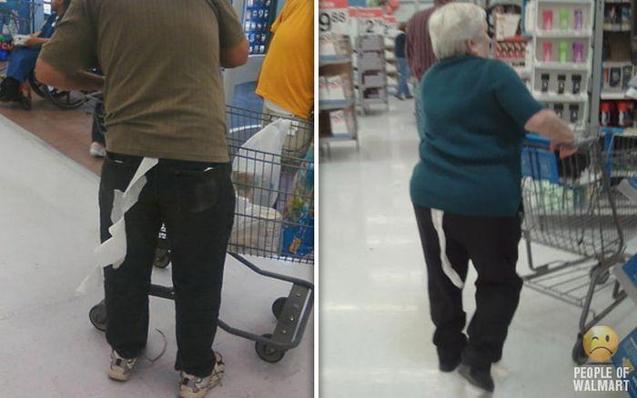 People of WalMart. Part 19 (60 pics)