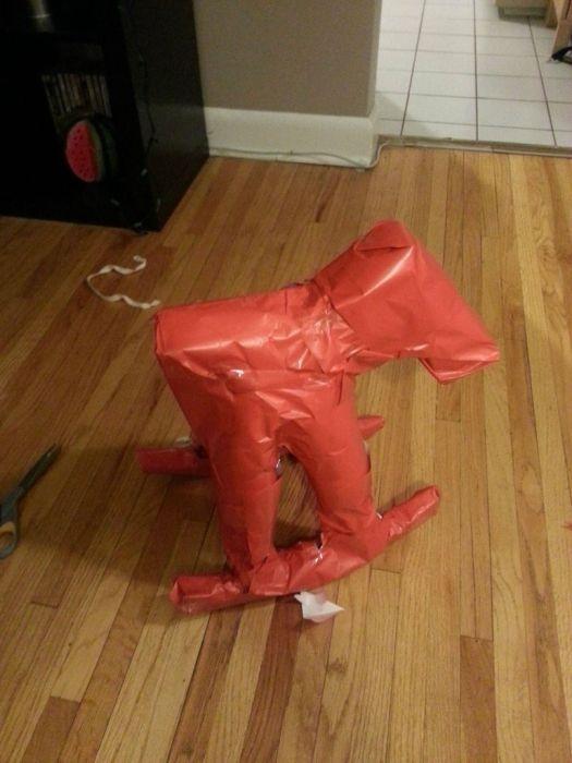 White Elephant Gift Wrapping (10 pics)