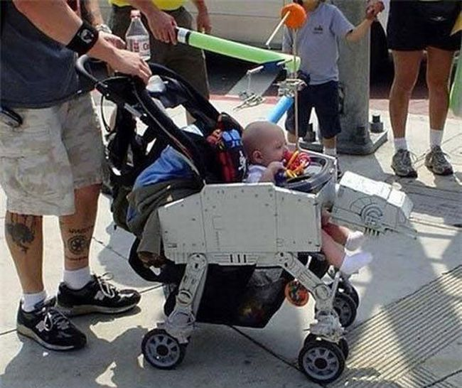 Funny Parenting Moments (37 pics)