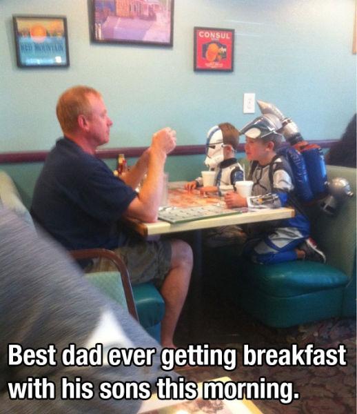 Funny Parenting Moments (37 pics)