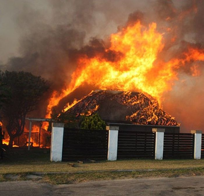 Fire in Johannesburg (35 pics)
