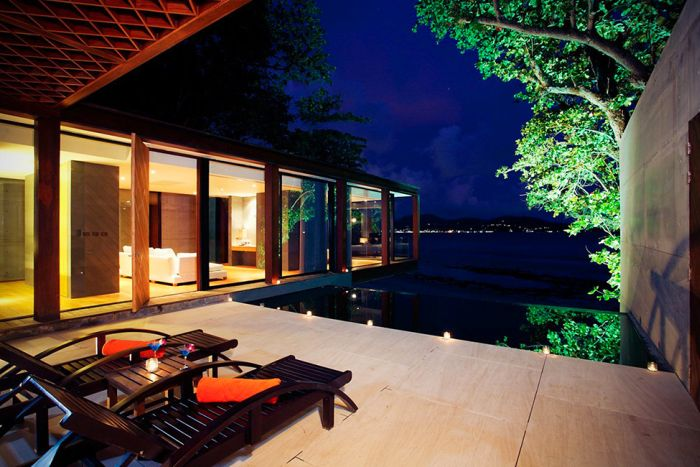 Luxury Houses in Thailand (25 pics)