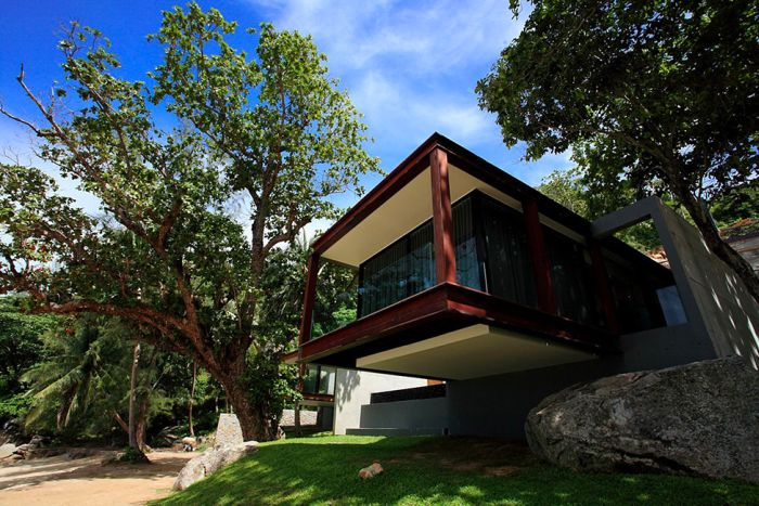 Luxury Houses in Thailand (25 pics)