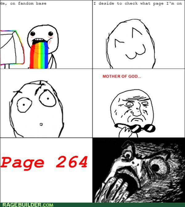 Rage Comics (70 pics)