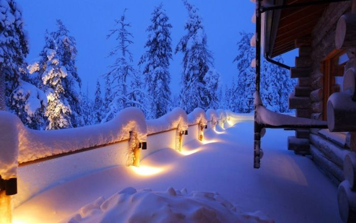 Beautiful Winter Pictures (34 pics)