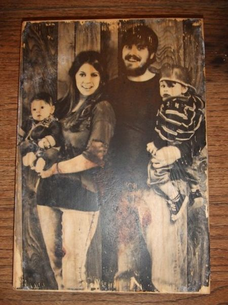 DIY Wooden Picture (11 pics)