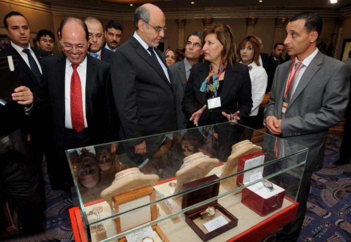 Palace of Zine El Abidine Ben Ali (24 pics)