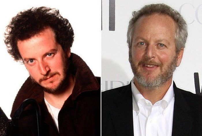 Home Alone Cast Then and Now (9 pcs)