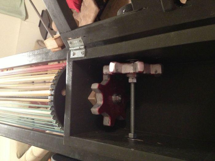 Rubber Band Gatling Gun (6 pics)